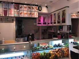 Turn-Key A1 Fully Equipped Cafe Juice Bar Office In A Highly Desirable Location In Edgware Road