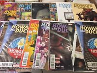 Howard the Duck marvel comic books comics