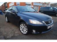 LEXUS IS 220d SE 4dr [2009] [148g/km] (blue) 2010