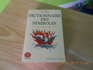 Dictionnaire Des Symboles .........