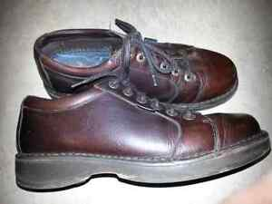 LEATHER MENS WOLVERINES