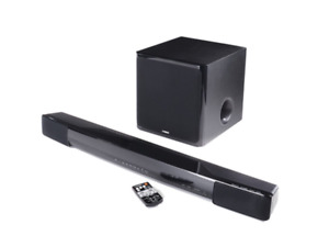 Yamaha Sound Bar YAS 203 and Subwoofer