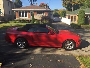 Mustang GT Convertible ROUSHCHARGED
