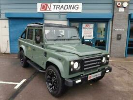 2012 Land Rover Defender 110 2.2 D DPF County Crewcab Pickup 4dr Pickup Diesel M