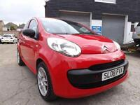 Citroen C1 1.0i Vibe 76000 MILES £20 A YEAR TAX, ALLOY WHEELS
