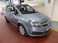 Vauxhall/Opel Zafira 1.6i 16v 2006MY Life
