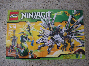 Lego 9450 Ninjago Epic Dragon Battle Sarnia Sarnia Area image 1