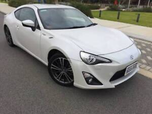 2012 Toyota 86 GTS Manual Perth Region Preview
