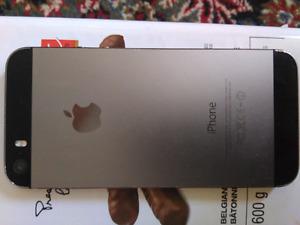 iPhone 5 s 16gb Virgin