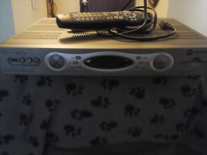 Shaw digital TV box