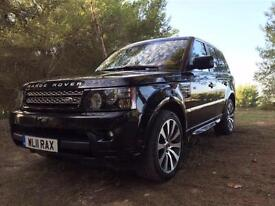LHD - 2011 - RANGE ROVER SPORT 5.0 SUPERCHARGED AUTOMATIC 4X4