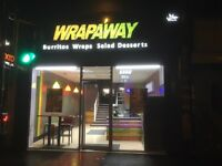 Staff required for New Fast Food Takeaway in Withington