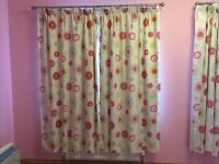 John Lewis Girls Curtains and bedding