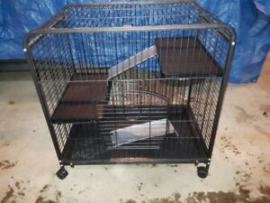 3 Level Wire Cage