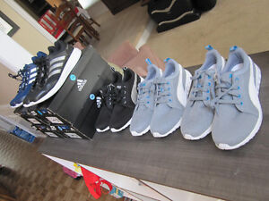 Running Shoes, Puma(size 9 1/2 )adidas(size ,12 & 13 )Br.NEW