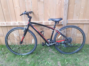 Devinci hybride bike size small