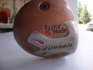 Taylor Made Burner RH 10.5 degree