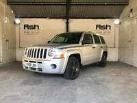 Jeep Patriot 2.0CRD Sport px swap