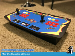 New Arcade Stick Control Panel Cabinet with 5,526 games & Wty