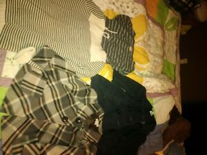 lot of maternity clothes size medium