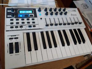 Contrôleur MIDI ARTURIA - KEYLAB 25