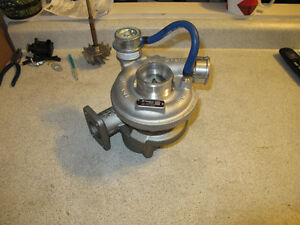 Rebuilt Perkins 2674A404 Turbocharger