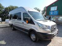 Ford Transit 460 Trend 17 Seater Minibus 2.2 Manual Diesel