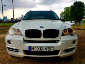 BMW X5 E70 (7SEATER)