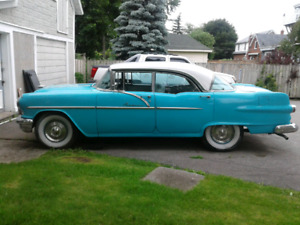 1956 Pontiac Star Chief 4 door hardtop for sale