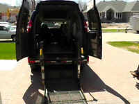 2004 Chevrolet Express 2500 Wheelchair accessible Van