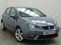 2013 SEAT Ibiza TOCA Petrol grey Manual