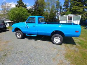 1969 Chevy 2500 4×4 1 owner