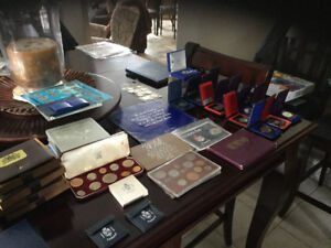 Several coins for sale