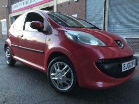 Peugeot 107 2006 1.0 12v Urban 5 door £20 ROAD TAX, F/S/H, BARGAIN