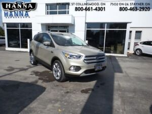 2018 Ford Escape Titanium  *400A*