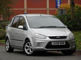 Ford C-MAX 1.6 16v 2008 Zetec + YES GENUINE 38,000 MILES!! + WARRANTY