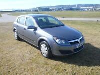 Vauxhall/Opel Astra 1.6i 16v ( a/c ) 2007MY Life