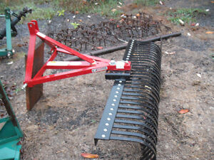 Sub Compact Tractor Implements