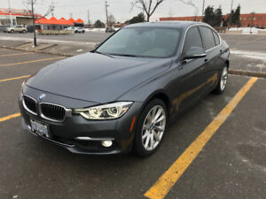 2017 BMW 330 lease takeover