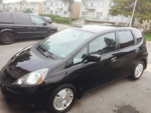 2009 Honda Fit 2009 honda fit tout equipper Berline