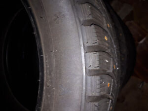 LIKE NEW TIRES SELLING CHEAP