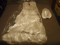 High End Wedding Dress AS IS FOR ONLY $15!