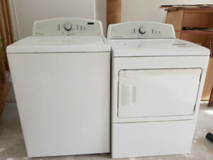 Washer Dryer set for sale - Kenmore High Efficiency