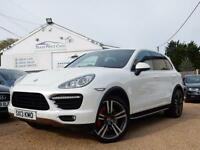 2013 13 Porsche Cayenne 4.8 Turbo S Tiptronic S AWD 5dr - RAC DEALER