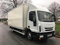 Iveco Euro Cargo 75E16 7.5T 20ft Fridge Box Tail Lift Only 50924 Miles