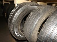 205/70/16 Goodyear Eagle LS-2's, $57.95+HST/tire with installati