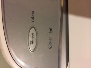 Whirlpool Washer and Maytag Dryer - Couple years old! Kitchener / Waterloo Kitchener Area image 2