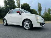 2013 FIAT 500 1.2 *** LOUNGE EDITION *** 67000 MILES / NEW M.O.T