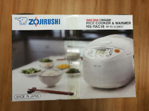 brand new Zojirushi rice cookers for sell