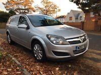 Vauxhall Astra Van Sportive 1.7 Turbo Diesel